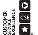 Image of Customer Service Excellence logo